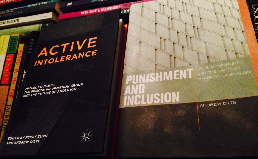 Spring Discounts on Punishment and Inclusion and Active Intolerance